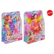Mattel barbie amiche trasformazioni magiche blp24