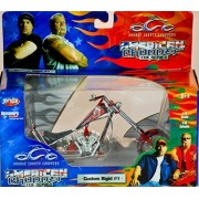 2004 Rc2 Brands / Ertl / Joy Ride Orange County Choppers American Chopper The Series Custom Rigid #1 1:18 Scale Die Cast Metal 1of 9 In Series New Mib Limited Edition Collectible