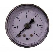 Italtecnica Nyomásmérõ óra (feszmérõ óra) B12-2 0-6Bar Fekvõ kivitel