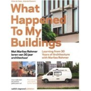 What Happened to My Buildings - Learning from 30 Years of Architecture with Marlies Rohmer by Hilde De Haan