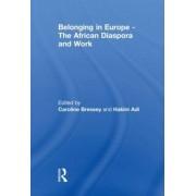 Belonging in Europe by Caroline Bressey