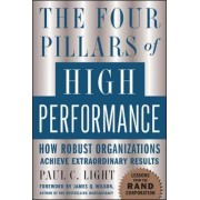The Four Pillars of High Performance by Paul Charles Light