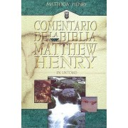 Commentario de la Biblia Matthew Henry by Professor Matthew Henry