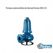 Pompa submersibila de drenaj Pentax DM 210