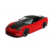 Jada Toys - 96804r - Chevrolet - Corvette Z06 - 1/24 Scala