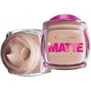 Fond de ten spuma L'Oreal Matte Morphose Mousse - Amber