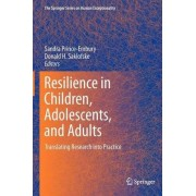 Resilience in Children, Adolescents, and Adults by Sandra Prince-Embury