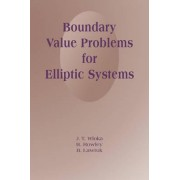 Boundary Value Problems for Elliptic Systems by J. T. Wloka
