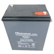 Acumulator 6V - 330Ah VRLA, GEL, AGM FBinternational for ROMBAT