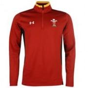 Jacheta cu Fermoar Under Armour Wales Quarter pentru Barbati