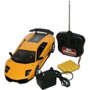 1:16 Rc Real Scale Imitate Racing Car yellow