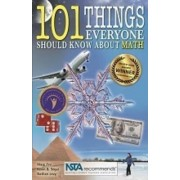 101 Things Everyone Should Know About Math by Marc Zev