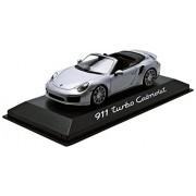 Minichamps - 0,205,600th - Pronti per veicoli - Modelli in scala - Porsche 911/991 Turbo Cabriolet - 2013 - 1/43 Scala