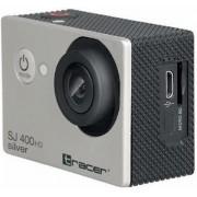 Camera Video de Actiune Tracer SJ 400, Filmare 1024 x 720 (Argintiu)