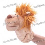 Mano Divertido Doll marionetas de peluche de juguete - Lion