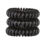 Invisibobble Hair Ring Ластици за коса за Жени Ластици за коса Нюанс - Black