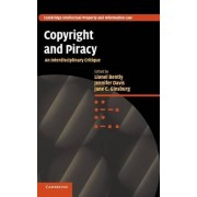 Copyright and Piracy by Lionel Bently