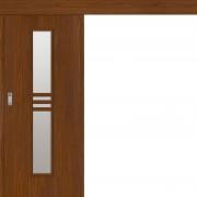 Posuvné dveře na stěnu GAMA