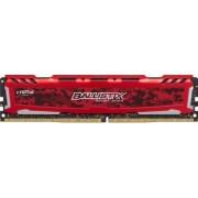 Memorie Crucial Ballistix Sport LT Red 16GB DDR4 2400MHz CL16
