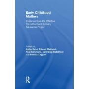 Early Childhood Matters by Iram Siraj-Blatchford