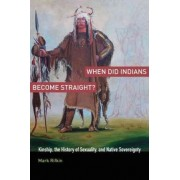 When Did Indians Become Straight? by Mark Rifkin