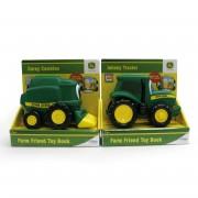164 John Deere Farm Toybook Tractor - 36107S