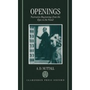 Openings by A. D. Nuttall