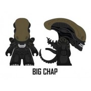 """Titans Alien The Nostromo Collection 3"""" Vinyl Figure - BIG CHAP (2/20 Rarity) ~ Opened to Identify"""