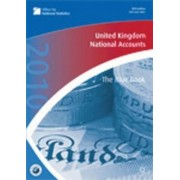 United Kingdom National Accounts 2010 by Office for National Statistics