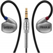 RHA T20 High Fidelity Noise Isolating, Dual Coil In-Ear Headphone