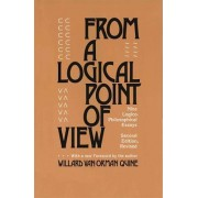 From a Logical Point of View by W. V. Quine