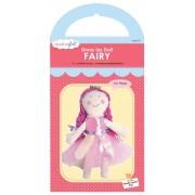 My Studio Girl Dress Up Doll Fairy Kit, Petal