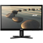 Monitor Acer G237HLAbid, IPS LED, 23 (58 cm), Format: 16:9, Resolution: Full HD (1920x1080), Response time: 4 ms, Contrast: 100M:1, Brightness: 250 cd/m2, Viewing Angle: 178°/178°, VGA, DVI, HDMI, Zero Frame, Acer ComfyView, Acer EcoDisplay, Acer Ada