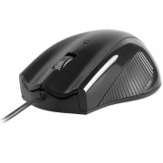 Mouse Take Me Mars Black USB