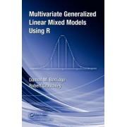 Multivariate Generalized Linear Mixed Models Using R by Damon Mark Berridge