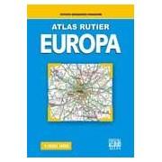 ATLAS RUTIER - EUROPA 2010