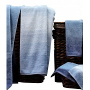 Yarn Dyed Cotton Towel Set 6-Piece (Monument)