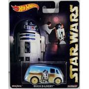 Hot Wheels Star Wars Pop Culture Series R2 D2 Quick D Livery Die Cast