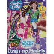 Sparkle Foilz Dress Up Models Super Set by Creative Kids