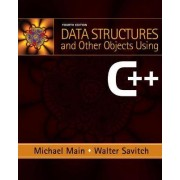 Data Structures and Other Objects Using C++ by Michael Main