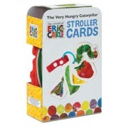 The Very Hungry Caterpillar Stroller Cards by Eric Carle