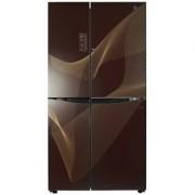 Lg GC-M237Jgnn 679 Litres Side By Side Frost Free Refrigerator (Karim Black)