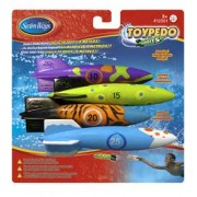 Toypedo Bandits Rubber Torpedoes from Swimways