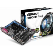 Placa de baza CPU integrat ASRock Q1900M Pro3 DDR3