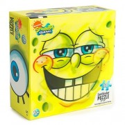 SpongeBob Squarepants Lenticular Puzzle [100 Pieces]