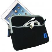 Folio Case de Neopreno iGadgitz para iPad Mini, iPad Mini 2, iPad Mini 3 - Preto