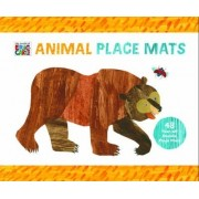 Eric Carle Animal Place Mats by Eric Carle