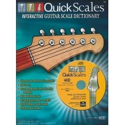 Quick Scales Interactive Guitar Scale Dictionary by Alfred Publishing