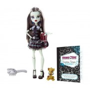 Monster High - Frankie Stein + Uno Monster High