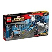 LEGO Superheroes 76032 Age of Ultron: The Avengers Quinjet City Chase